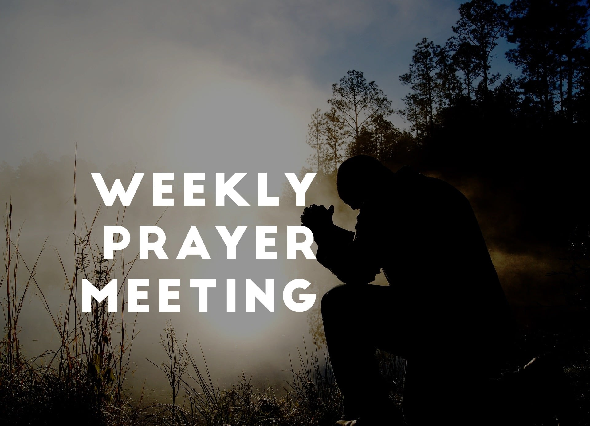 Weekly Prayers